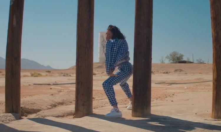 Festín de bailes en el nuevo vídeo de AlunaGeorge