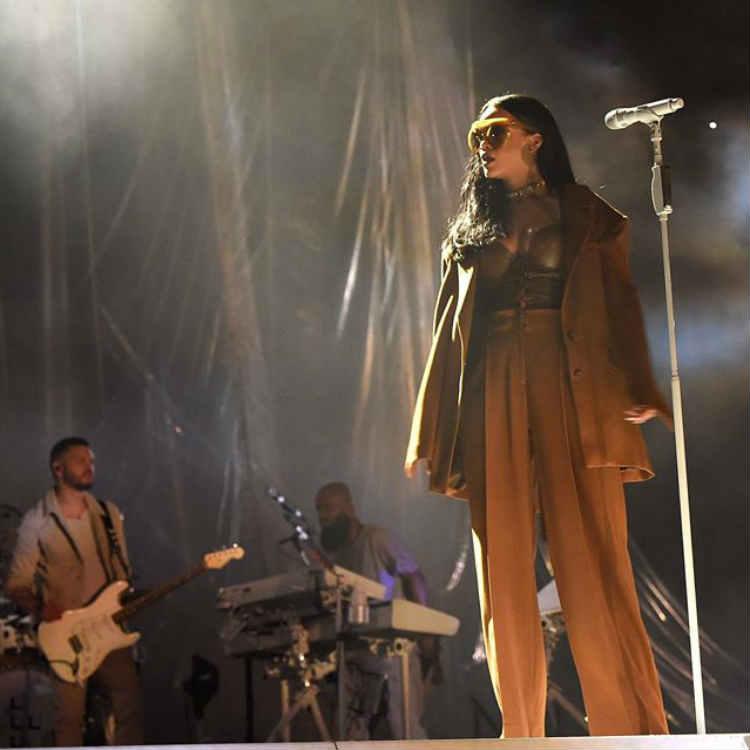 Anti World Tour Barcelona: Rihanna es calle (y es Diosa)