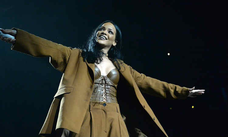 Anti World Tour Barcelona: Rihanna es calle (y es Diosa)