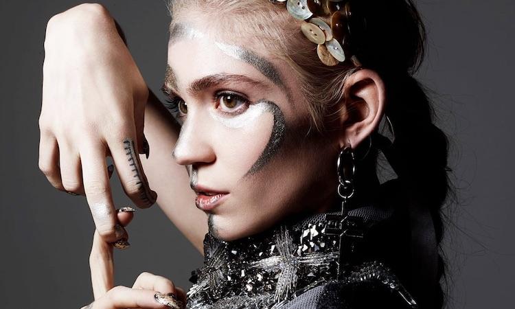"""Grimes deja escuchar su contribución a la banda sonora de """"Suicide Squad"""""""