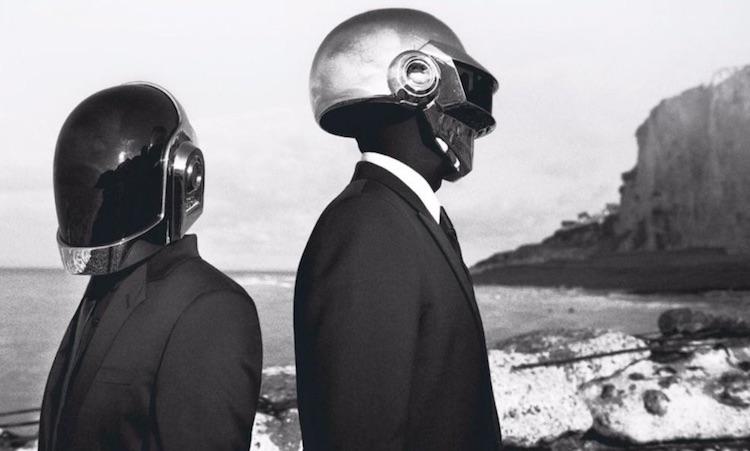 Daft Punk abren una tienda pop-up con ropa, accesorios y merchandising exclusivo