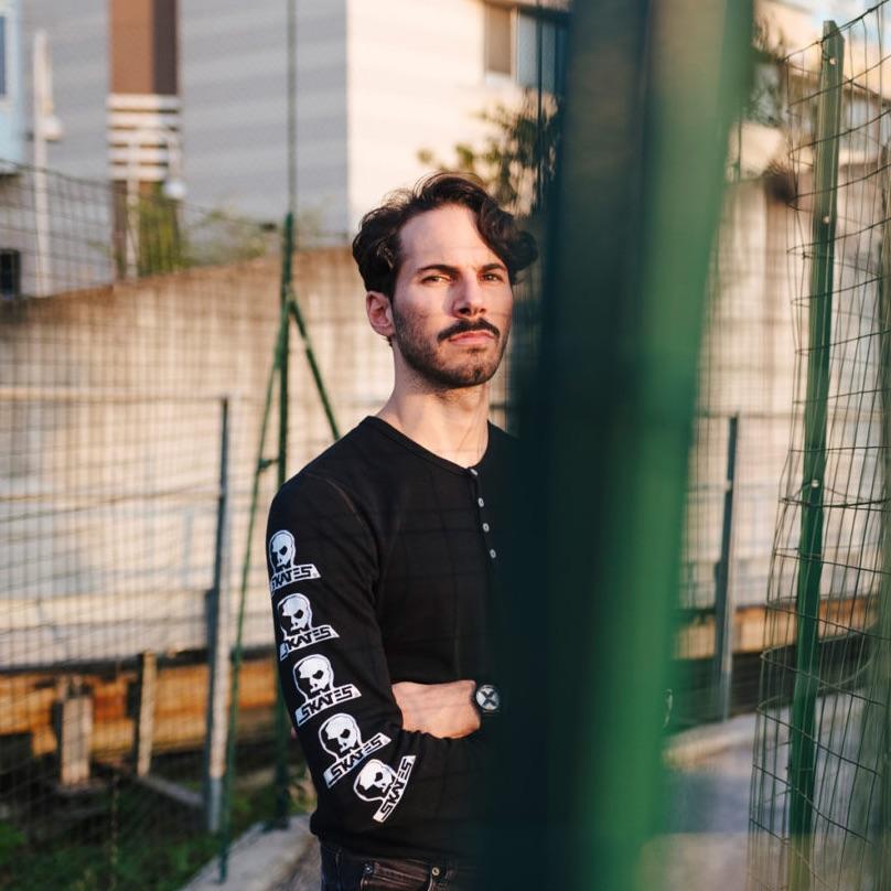 Warp lanzará una banda sonora a cargo de Lorenzo Senni