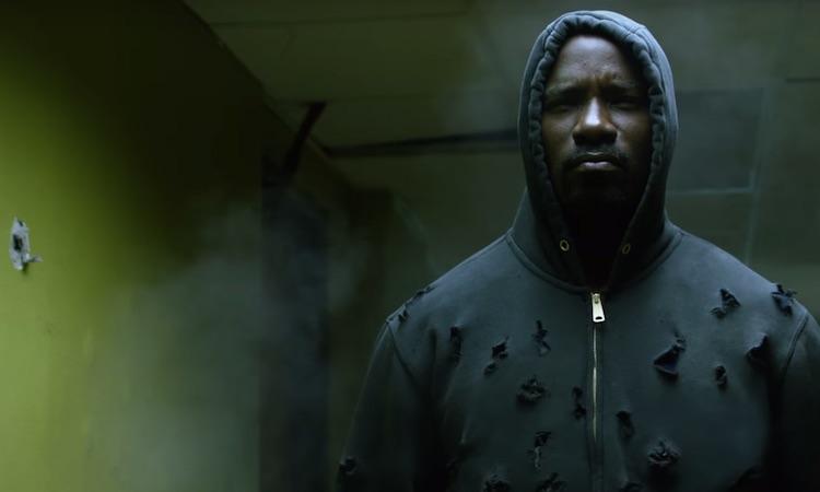 """Swag, flow, hip hop y mamporrazos, """"Luke Cage"""" ha venido para quedarse"""