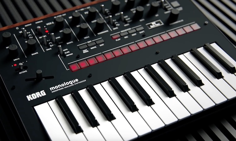 El nuevo sintetizador de Korg vendrá con presets de Aphex Twin