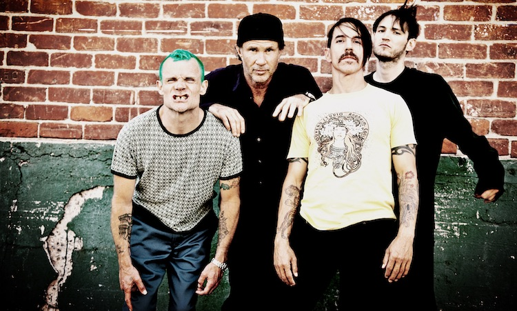 Red Hot Chili Peppers, primer gran reclamo del FIB 2017