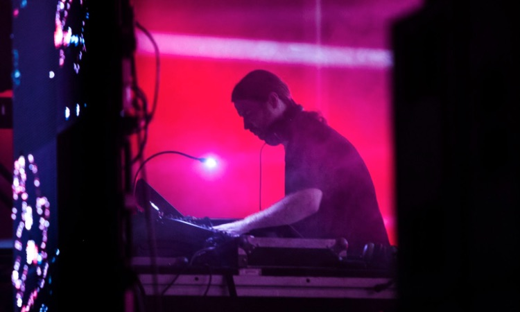 Mira el show completo de Aphex Twin en un festival de Houston