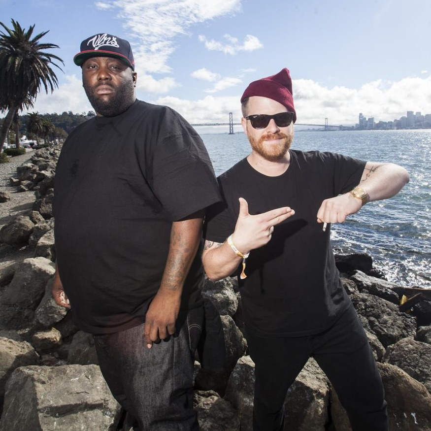 Run The Jewels anuncian disco con Danny Brown, Kamasi Washington o Tunde TVOTR