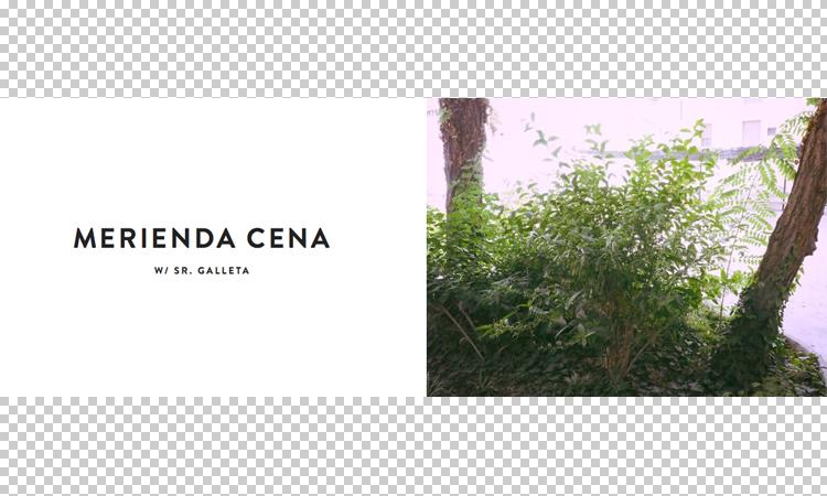 El concepto de Merienda Cena inspira el nuevo podcast de Sr.Galleta