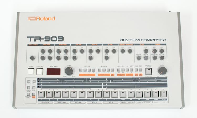 Desmontando el mito de la Roland TR-909, o el triunfo del error