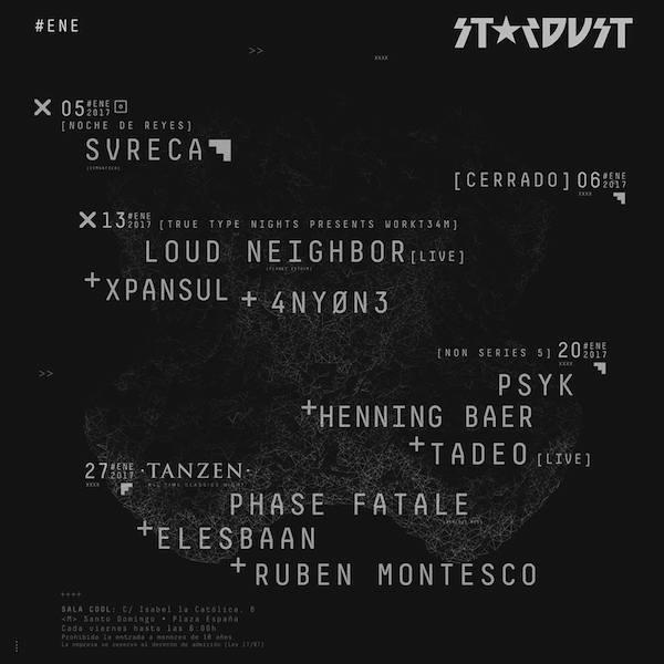 stardust-enero-17
