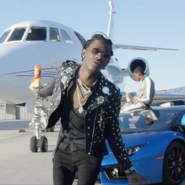Mira el nuevo videoclip de 100.000$ de Young Thug