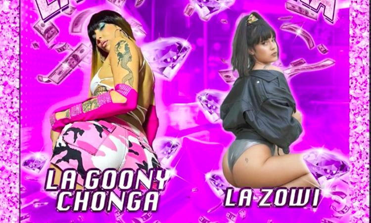 """La Goony Chonga y La Zowi ejercen de doñas en """"La Chismoteka"""""""