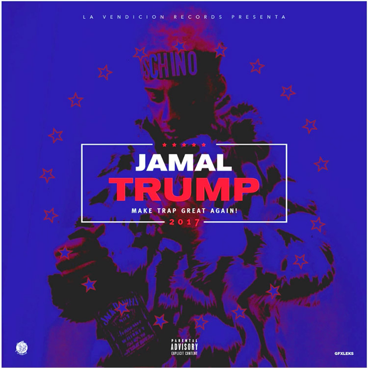 Vota por Jamal Trump y Make Trap Great Again