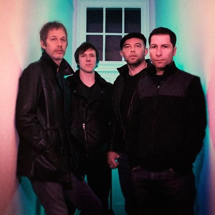 Ride comparten su primera canción en 20 años de la mano de Erol Alkan