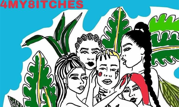 Con amor, de Kaydy y AC3 para sus 8itches