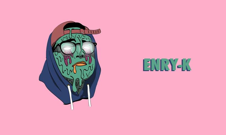 """Enry-K: """"Quiero que mis producciones sean como yo, humilde pero vacilón"""""""