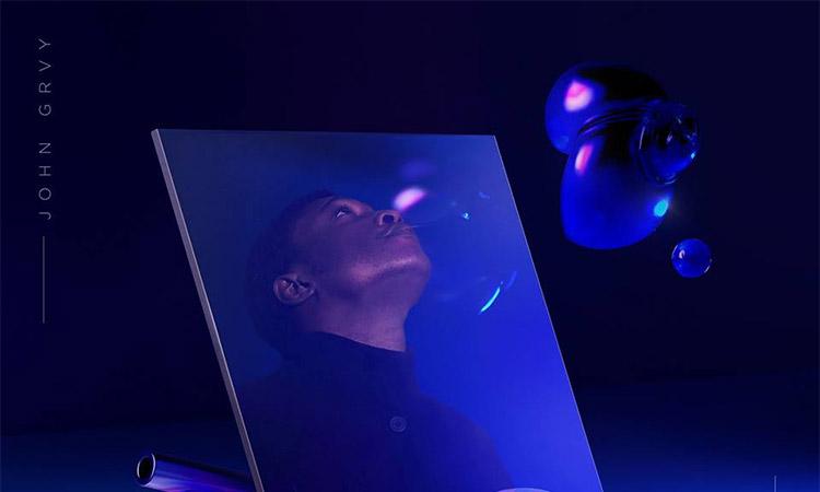 Las luces de la ciudad brillan con glamour en el nuevo EP de John Grvy