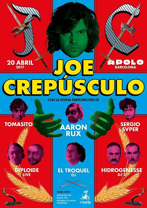 joe cartel bcn