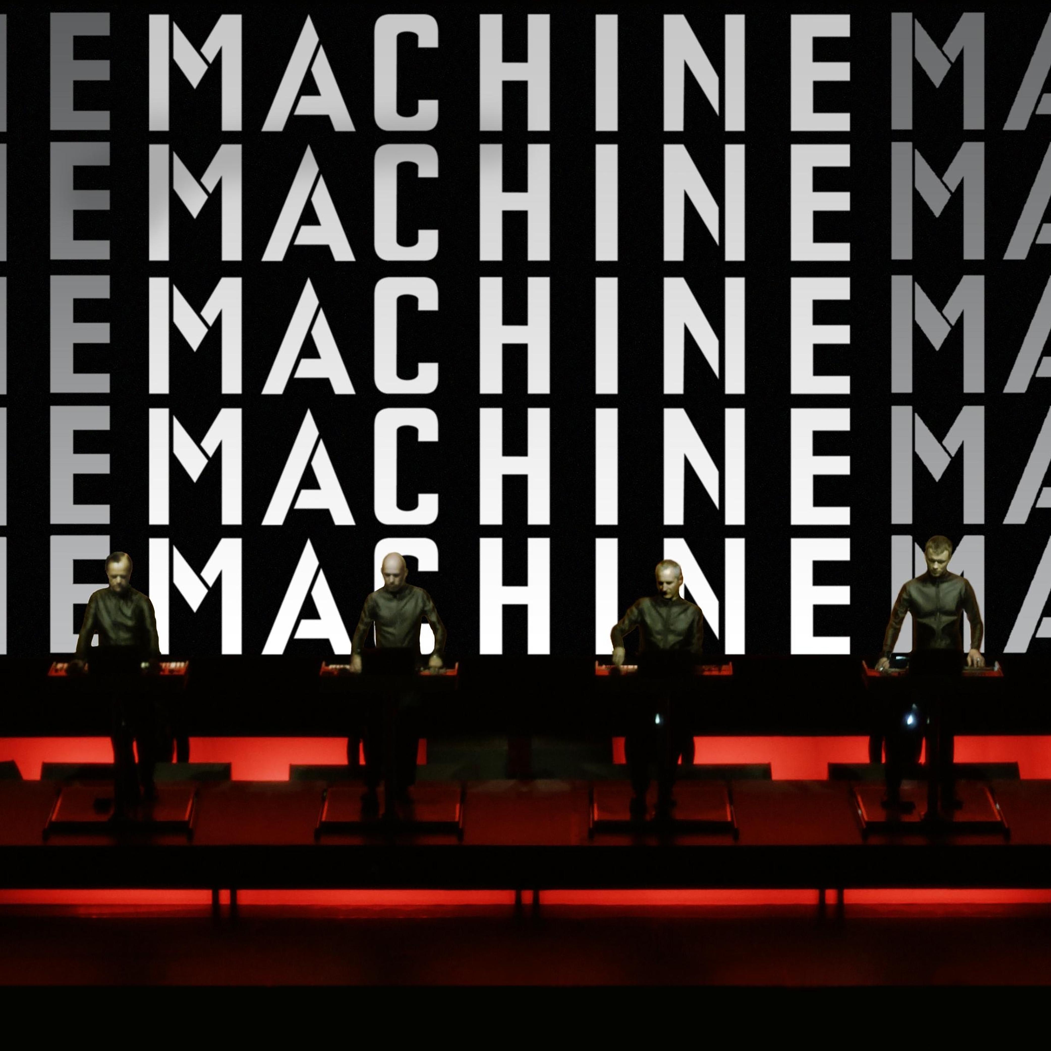 Los conciertos de Kraftwerk en 3D se publicarán en DVD