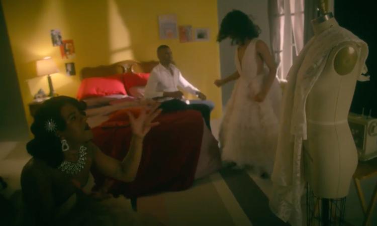 Mykki Blanco por la concienciación sobre afectados por el VIH
