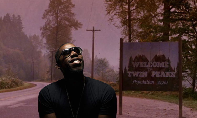"Flying Lotus regala un remix del tema central de ""Twin Peaks"""