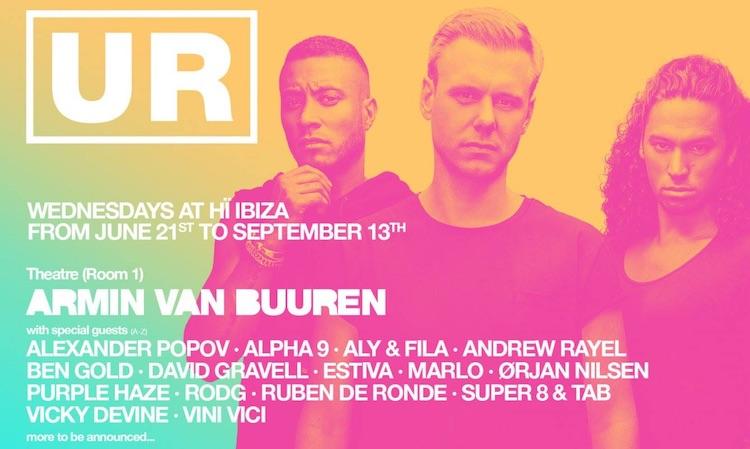 ¿Nos estamos volviendo locos con el beef UR / Armin Van Buuren?
