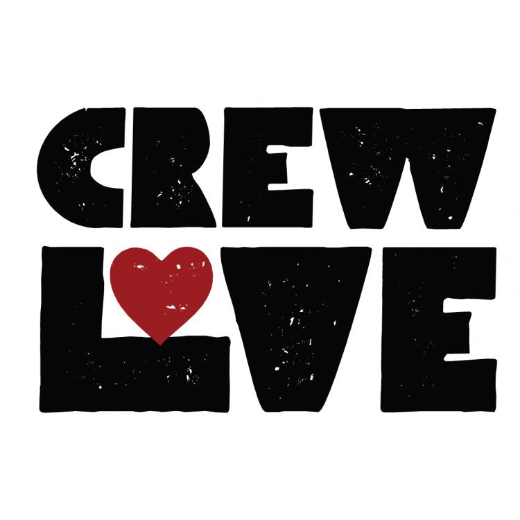Amor verdadero, una charla con Crew Love