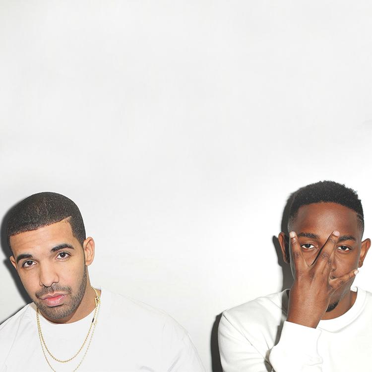 Drake vs Kendrick Lamar, los gallos del corral hip hop