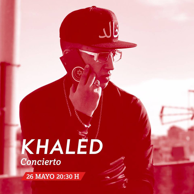 Sorteamos 3 entradas dobles para ver a Khaled en directo en Madrid