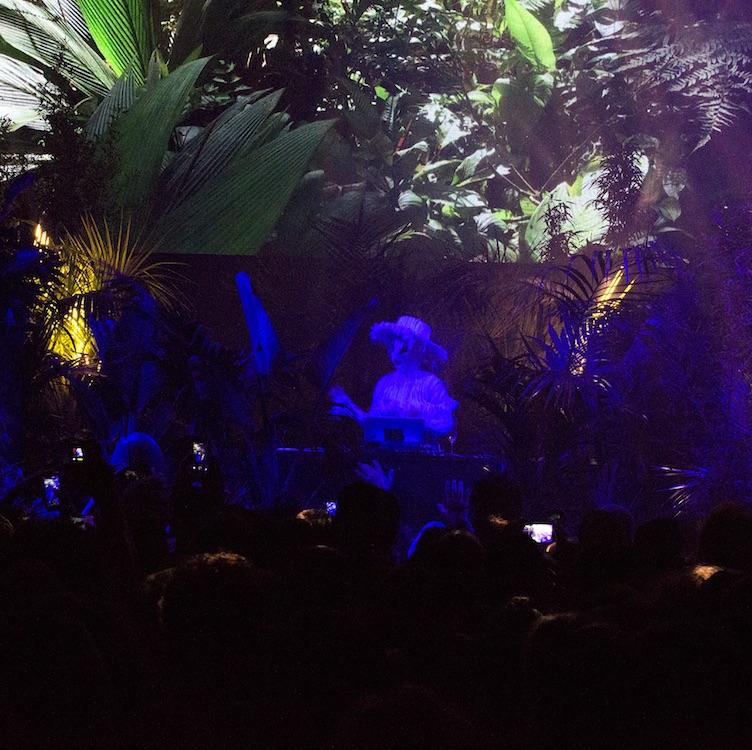 Terrenal y alienígena, recuerdos del intrépido set de Björk en Sónar