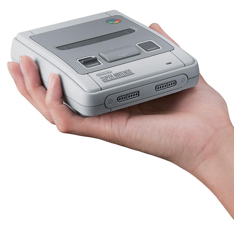 Alerta nostálgica: Nintendo lanzará en septiembre una reedición de la SNES