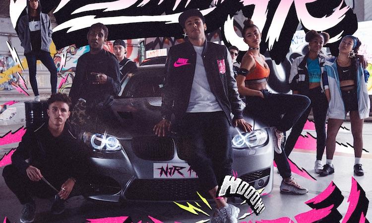 Neymar Jr. y Nike lanzan una mixtape con Yung Beef, Dellafuente y Bad Gyal