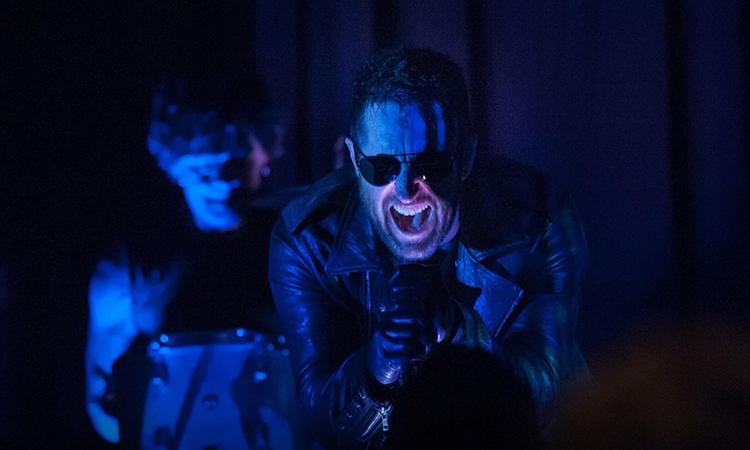 """Nine Inch Nails, cameo de lujo industrial en el nuevo capítulo de """"Twin Peaks"""""""