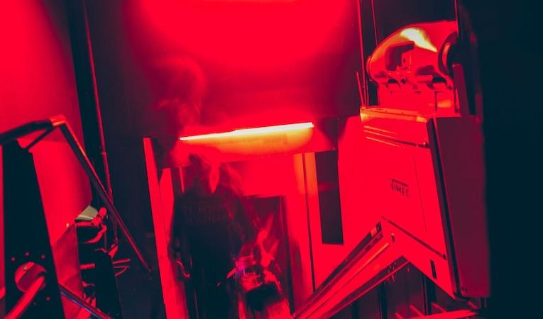 RED58, sonido techno y libertad en el nuevo club de Barcelona