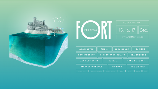 Line UP Fort Festival