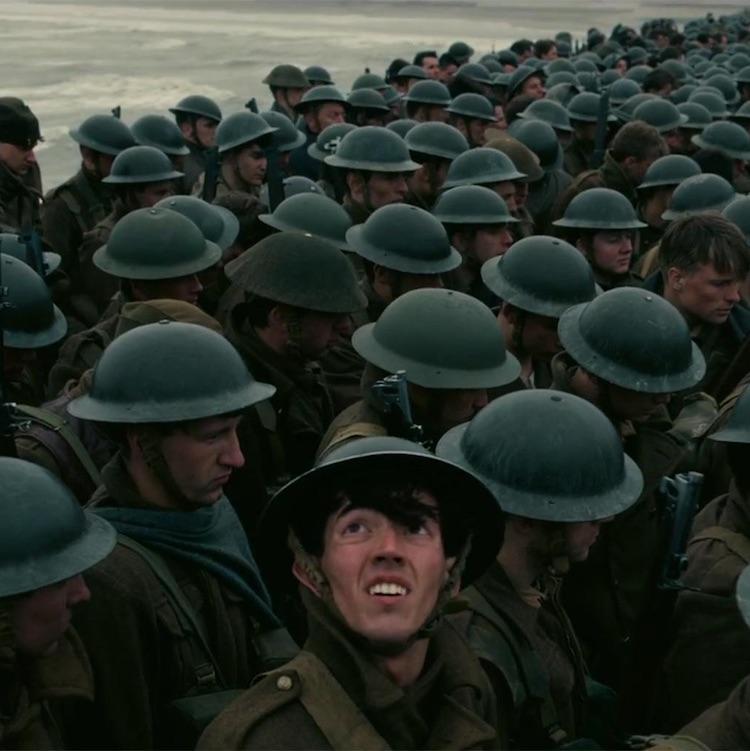 Dunkerque, Nolan y el instinto de supervivencia