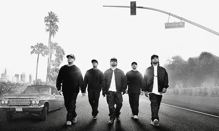 "Ya en Netflix ""Straight Outta Compton"", la película sobre N.W.A"