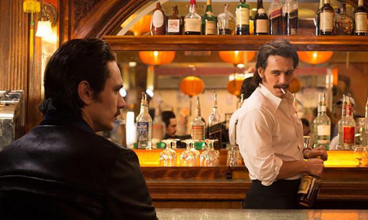 """James Franco y David Simon (The Wire) se adentran en el porno en """"The Deuce"""""""