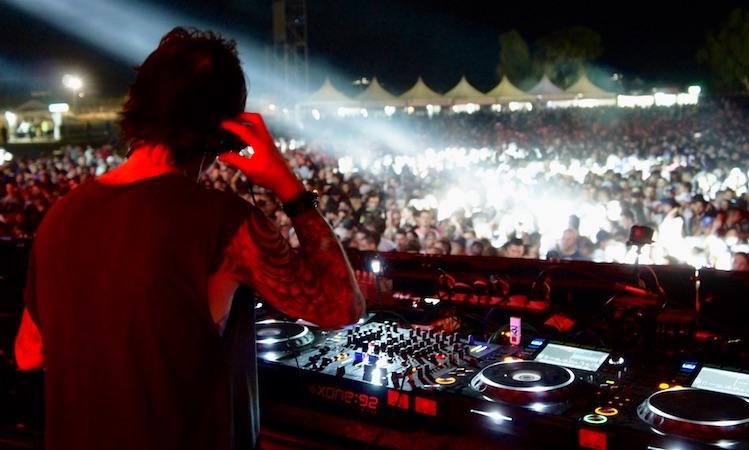 Medusa Festival también baila techno