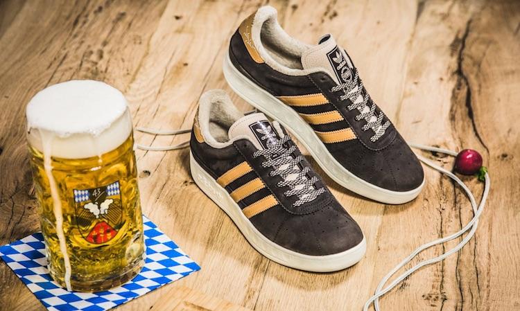 Adidas lanza unas zapatillas que repelen vómito y la cerveza