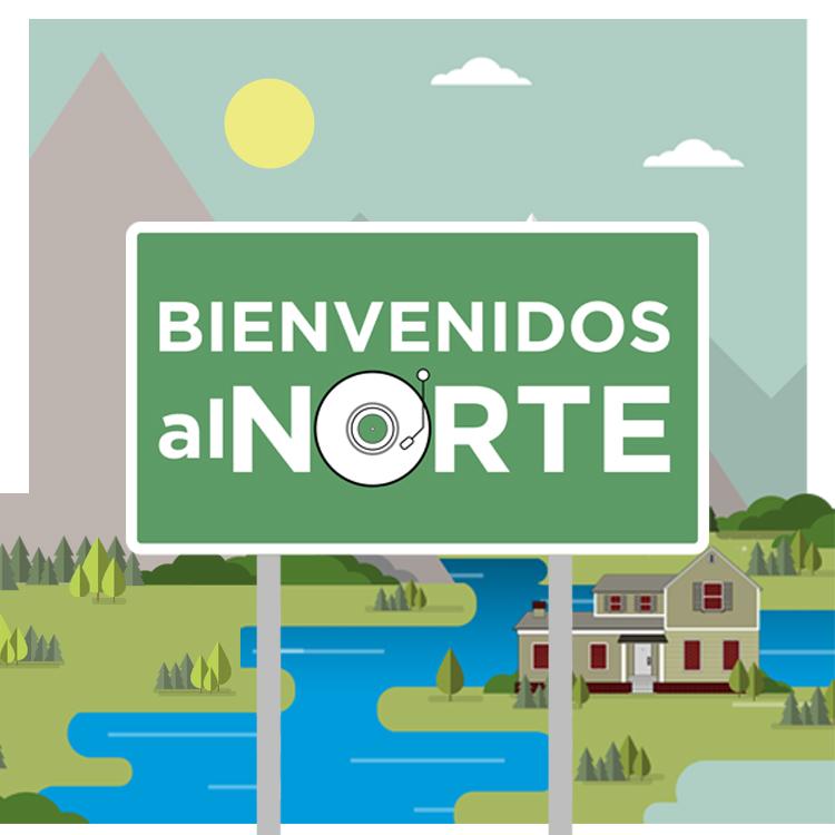 Informe: ¡Bienvenidos al norte!