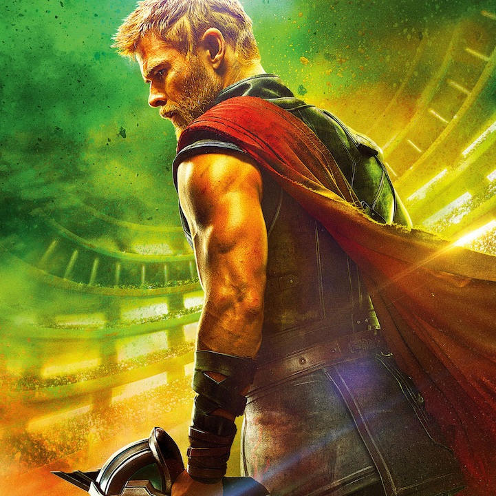 """Thor: Ragnarok"", superhéroes a ritmo de synth-pop"