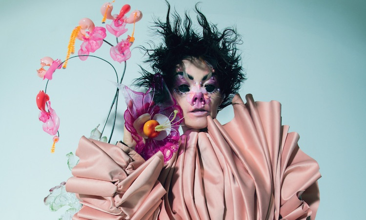 Björk, la fuerza de imaginar nuestro futuro