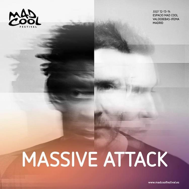Mad Cool Festival se refuerza con Massive Attack