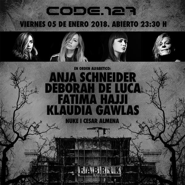 flyer-code-127-noche-de-reinas