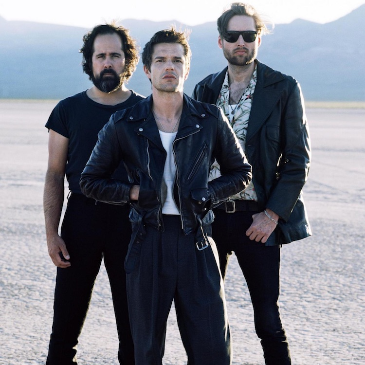 The Killers, primer cabeza de cartel de FIB 2018