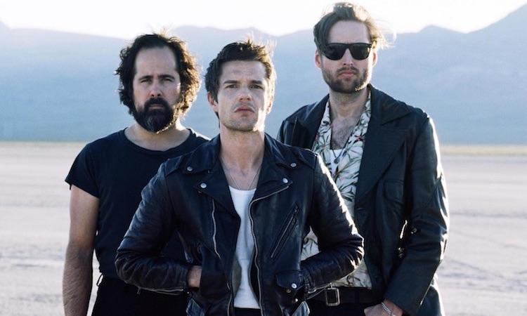 The Killers, primer cabeza de cartel de FIB 2018