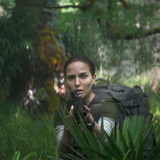 """""""Aniquilación"""", lo nuevo del director de """"Ex Machina"""", llega directamente a Netflix en dos semanas"""