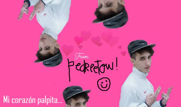 Deseando amar: estas son las postales de San Valentín de Pedro LaDroga