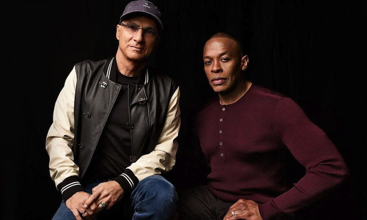 """The Defiant Ones"", el esencial documental sobre Dr. Dre y Jimmy Iovine, ya disponible en Netflix"